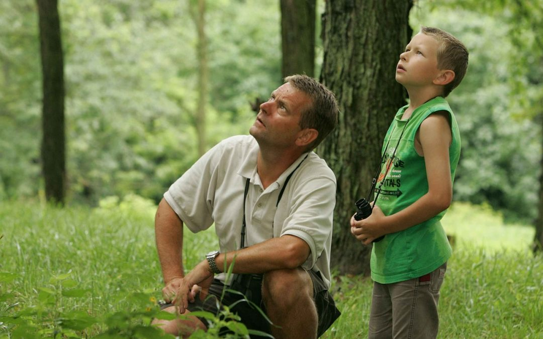 Birding with Young Kids